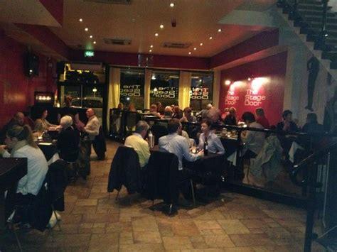 Stage Door Diner by The Stage Door Sunderland Restaurant Reviews Phone