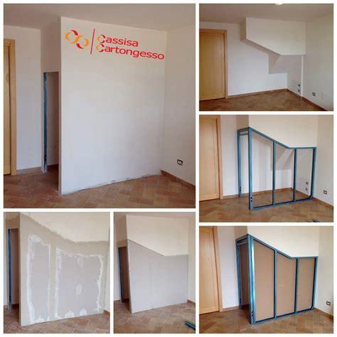 come si costruisce un armadio a muro come costruire in cartongesso pareti cartongesso