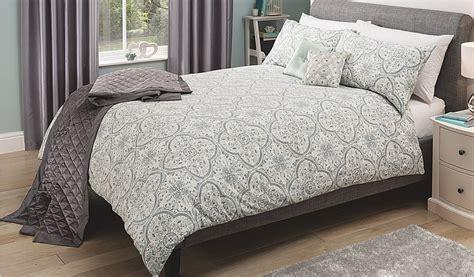 bedding sets asda george home grey tile damask duvet set bedding george