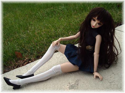 jointed doll 60cm haruka 60cm bjd doll by setsunakou on deviantart
