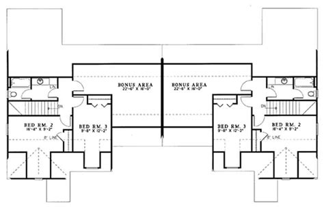 multi unit home plans traditional multi unit house plans home design auburn