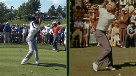 bubba watson swing bubba watson jack nicklaus possess a similar swing pga com