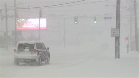 Erie Pa Records Erie Pennsylvania Gets Record 34 Inches Of Snow In 24 Hours Story Wtxf
