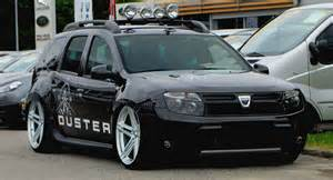 Renault Duster What About A Slammed Dacia Duster