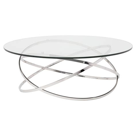 Classic Glass Coffee Table Modern Classic Steel Glass Coffee Table Kathy