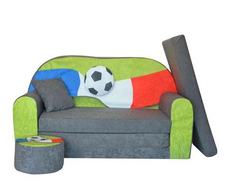 canapé lit enfant lit enfant fauteuils canape sofa pouf et coussin