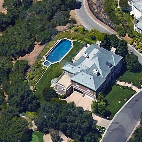 vin scully house vin scully s house in westlake village ca virtual globetrotting