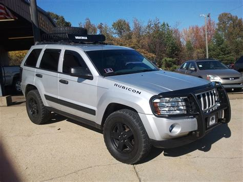 2005 Jeep Grand Accessories Jeepdealer 2005 Jeep Grand Cherokeelaredo Sport Utility 4d