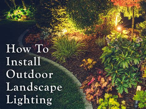 Can I Use A 100w Equal Led Bulb In A 60w Socket How To Install Landscape Lighting