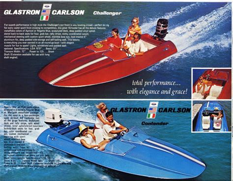 glastron race boats glastron had it covered in the 1960 s classic boats