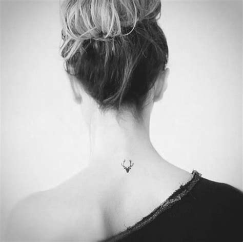 small back neck tattoos small back of neck tattoos jpotapova