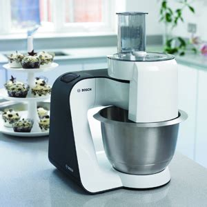 Bosch Styline Kitchen Machine Review   Food Mixer Reviews