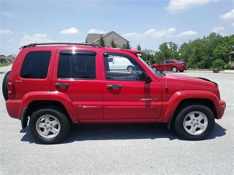Jeep Liberty 06 Find Used 06 Jeep Liberty Limited Edition Clean Runs