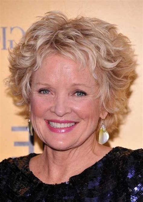 20 best images about hair on pinterest older women 20 best ideas of short haircuts for older women with curly