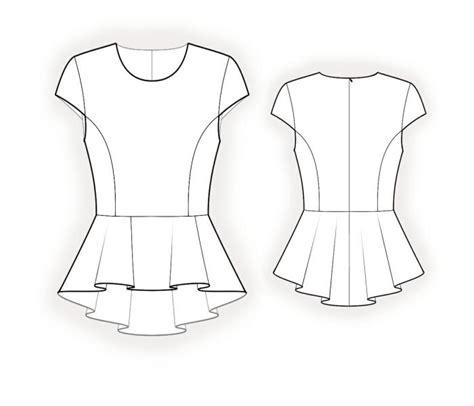 jacket design pdf patterns in sizes