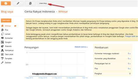 tutorial membuat blogspot gratis cara membuat blog gratis dengan blogger tutorial it bagi