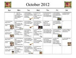 Calendar Activities October Activity Calendar Cambridge Assisted