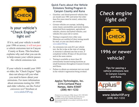 check engine light smog how can i pass emissions with a check engine light on