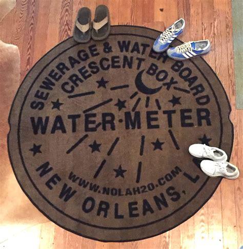 Door Matting By The Metre by 60 Plush New Orleans Water Meter Doormat New Pre