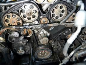 98 Cadillac Catera Problems 98 Catera Timing Belt Camshafts And Crankshaft Seal