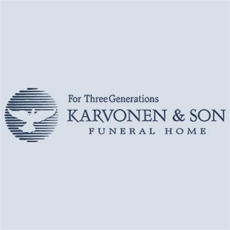 karvonen funeral home 28 images obituaries karvonen