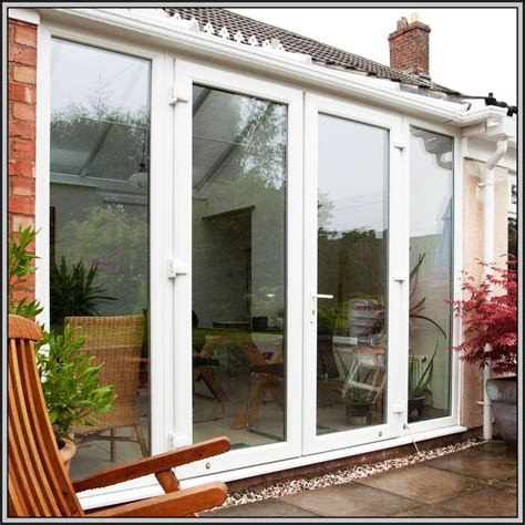 Bifold Patio Doors Upvc Upvc 4 Panel Sliding Patio Doors Patios Home Decorating Ideas V0w6pvajo1