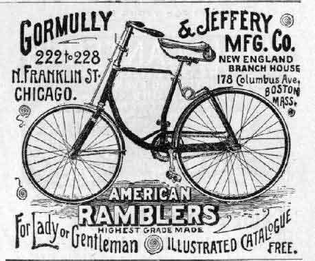 jeffrey wright columbus ohio rambler bicycle company wikipedia