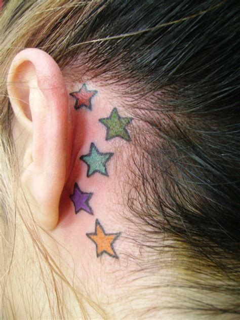 cool tattoos behind your ear 41 cool behind the ear tattoo designs