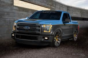 Ford F 150 Truck Seven Modified 2016 Ford F 150 Coming To Sema