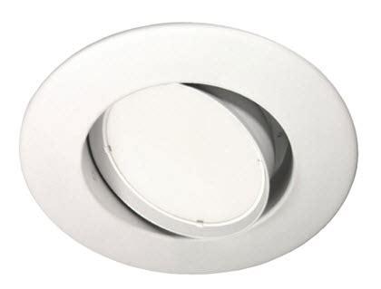 adjustable led recessed lighting maxlite led adjustable recessed retrofit light fixture