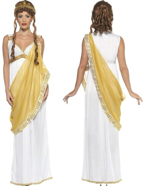 clothing shoes accessories costumes womens costumes details about ladies helen of troy roman greek fancy dress
