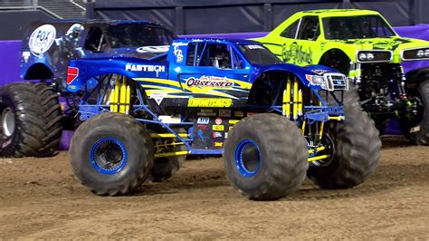 san diego monster truck obsessed freestyle san diego monster jam 2016 youtube