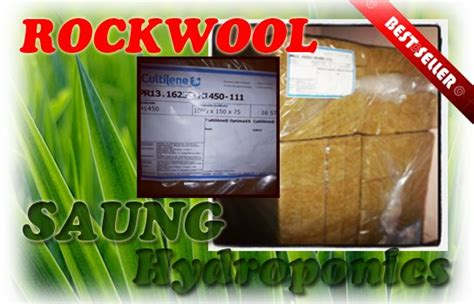 Jual Rockwool Cultilene Murah jual beli perlengkapan hidroponik cultilene optimaxx