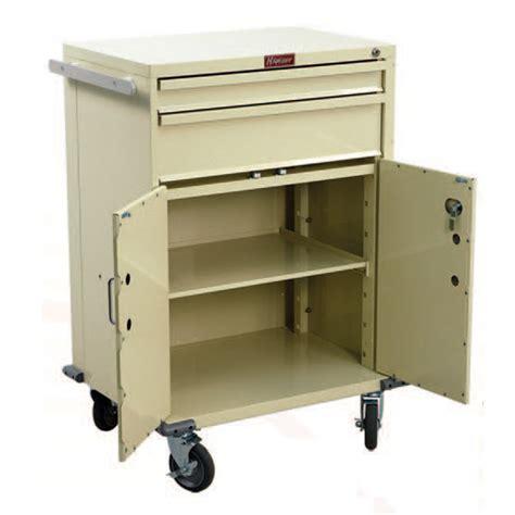 Drawer Procedures by 2 Drawer Procedure Cart W Cabinet Al 78118 Alco Sales