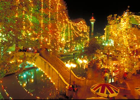 holiday lights on the riverwalk san antonio christmas images christmas in san antonio wallpaper photos