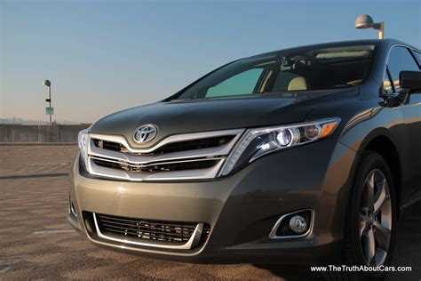 2013 toyota limited review 2013 toyota venza limited drive review and road test