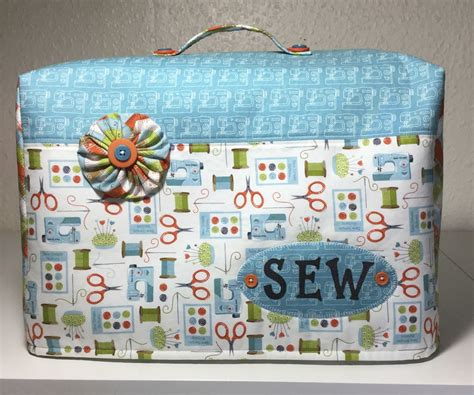 pattern for sewing machine cover lynne s crafty little blog sewing machine covers sew