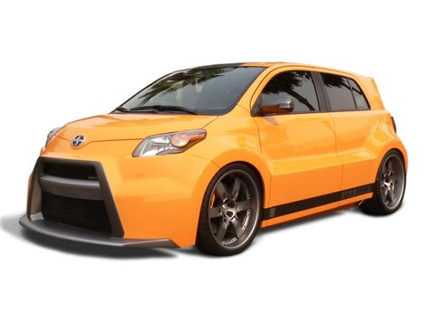 one pic one word 2007 scion xd widebody