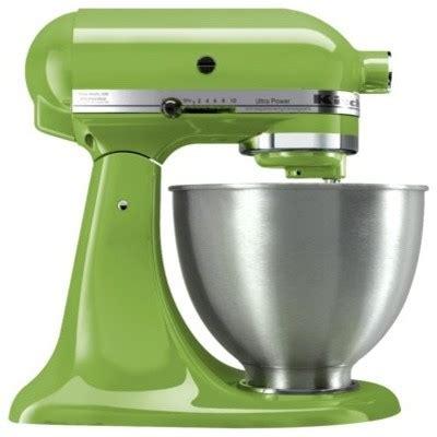 Kitchenaid Green Apple by Kitchenaid 4 5 Qt Ultra Power Stand Mixer Green Apple