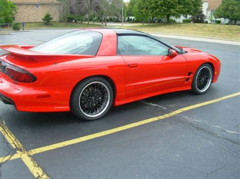 car engine repair manual 2001 pontiac firebird parking system sell used 2001 firebird trans am 6 speed manual transmission in orland park illinois united