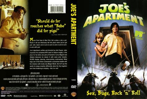 joes appartment joe s apartment movie dvd scanned covers 10s apartment