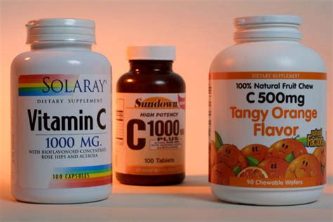 Vitaminc Dosage For Detox by High Dose Vitamin C Side Effects 5 Drawbacks Associated