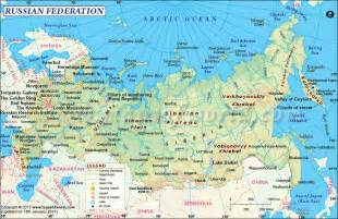 russia major cities map quiz where is russia location of russia