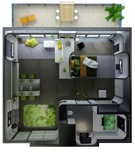 home design for studio apartment studio apartment floor plans