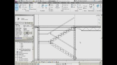 revit tutorial stairs infiniteskills tutorial revit structure 2012 training