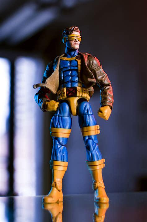 Costum Cyclops 2 figure photography 2 figure toronto figure customs tutorials and more