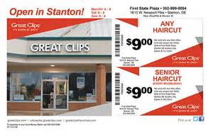 Great Clips Seniors Haircut Discounts | printable coupons moneymailer com