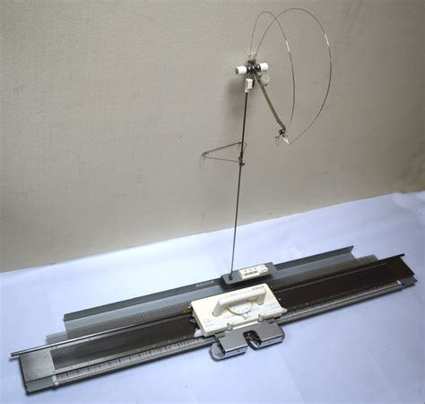 singer knitting machine singer silver reed sa10 intarsia knitting machine ebay