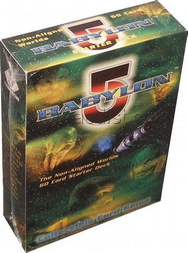babylen decke babylon 5 great war deck non aligned worlds potomac