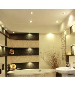 spot salle de bain 233 tanche ip44 pour oule mr16 spot en alu rond